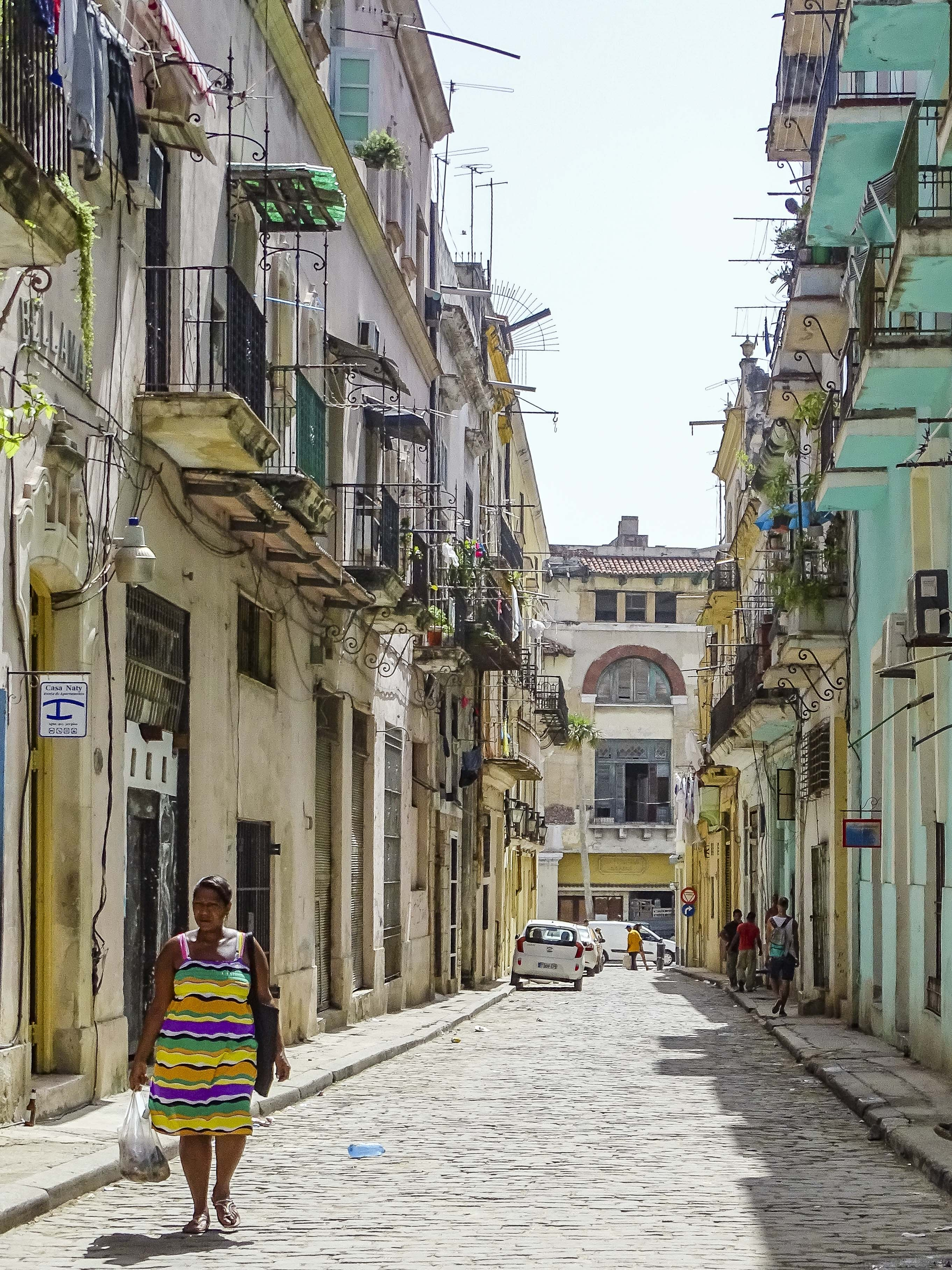 Old Havana   © Amber C. Snider