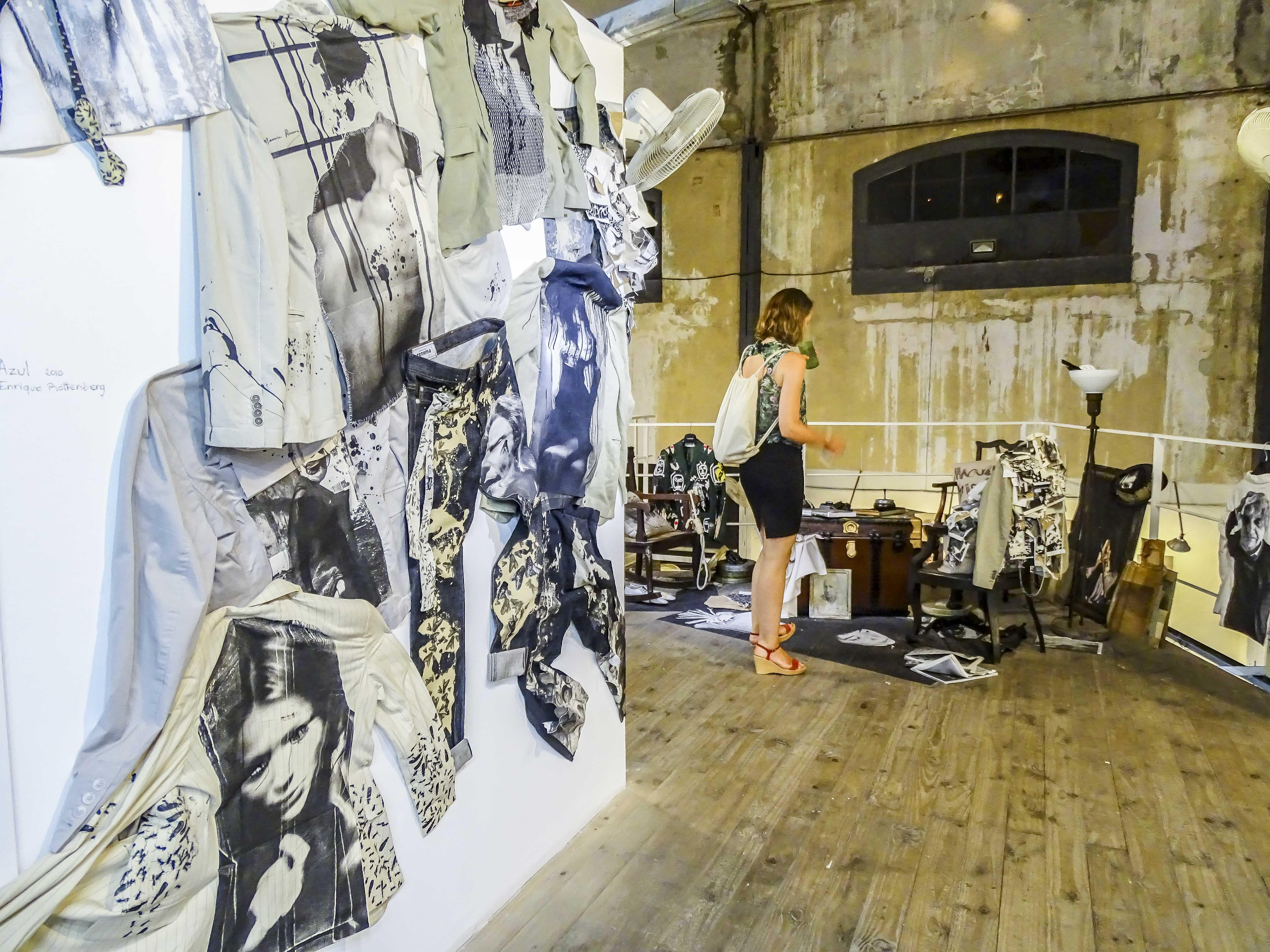 Fabrica del Arte Cubano   © Amber C. Snider