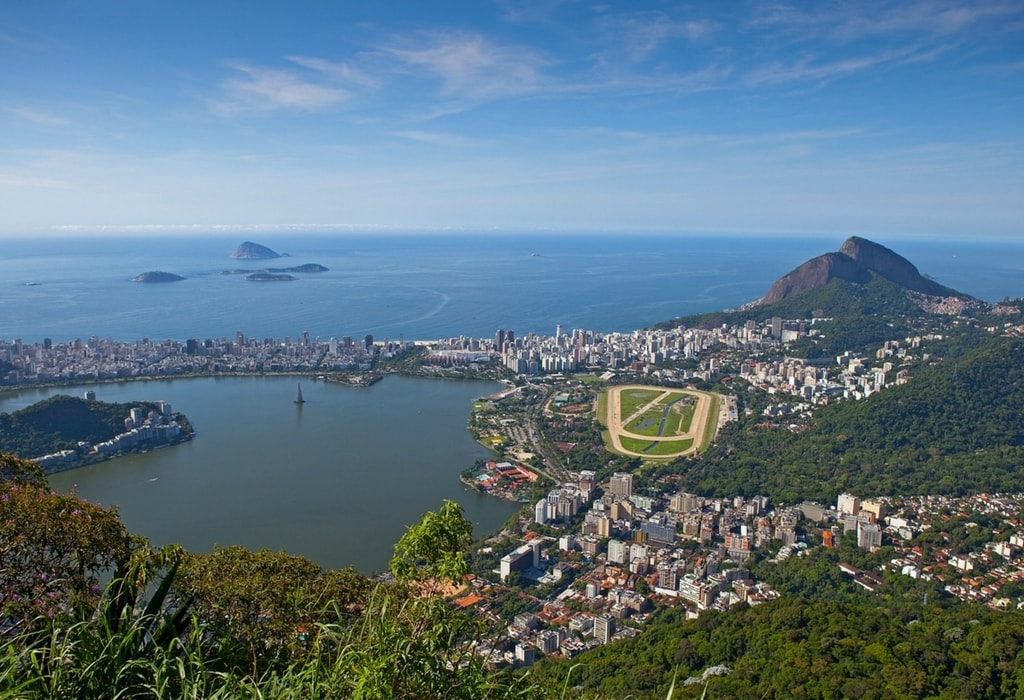 Lagoa in Rio de Janeiro   © Pixabay