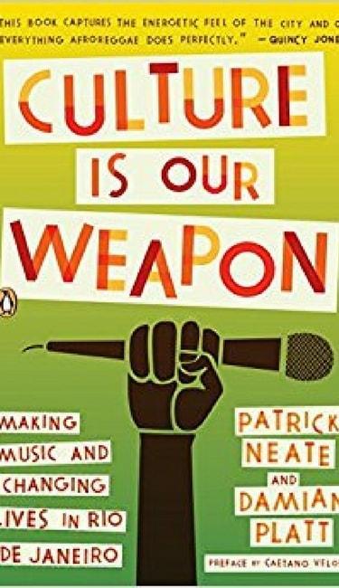 Culture is Our Weapon   © Penguin Publishers