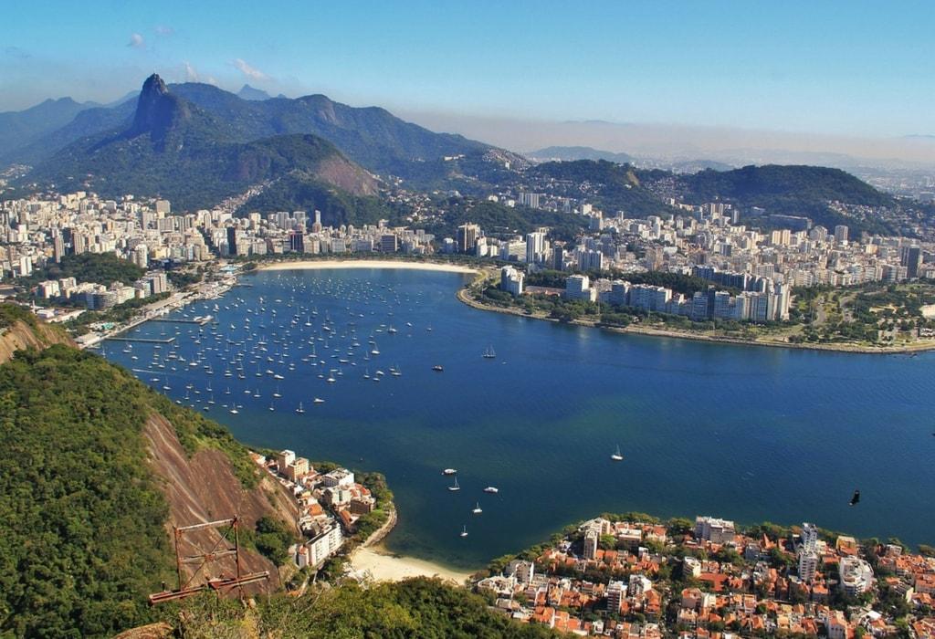 Guanabara bay Rio de Janeiro   © Pixabay
