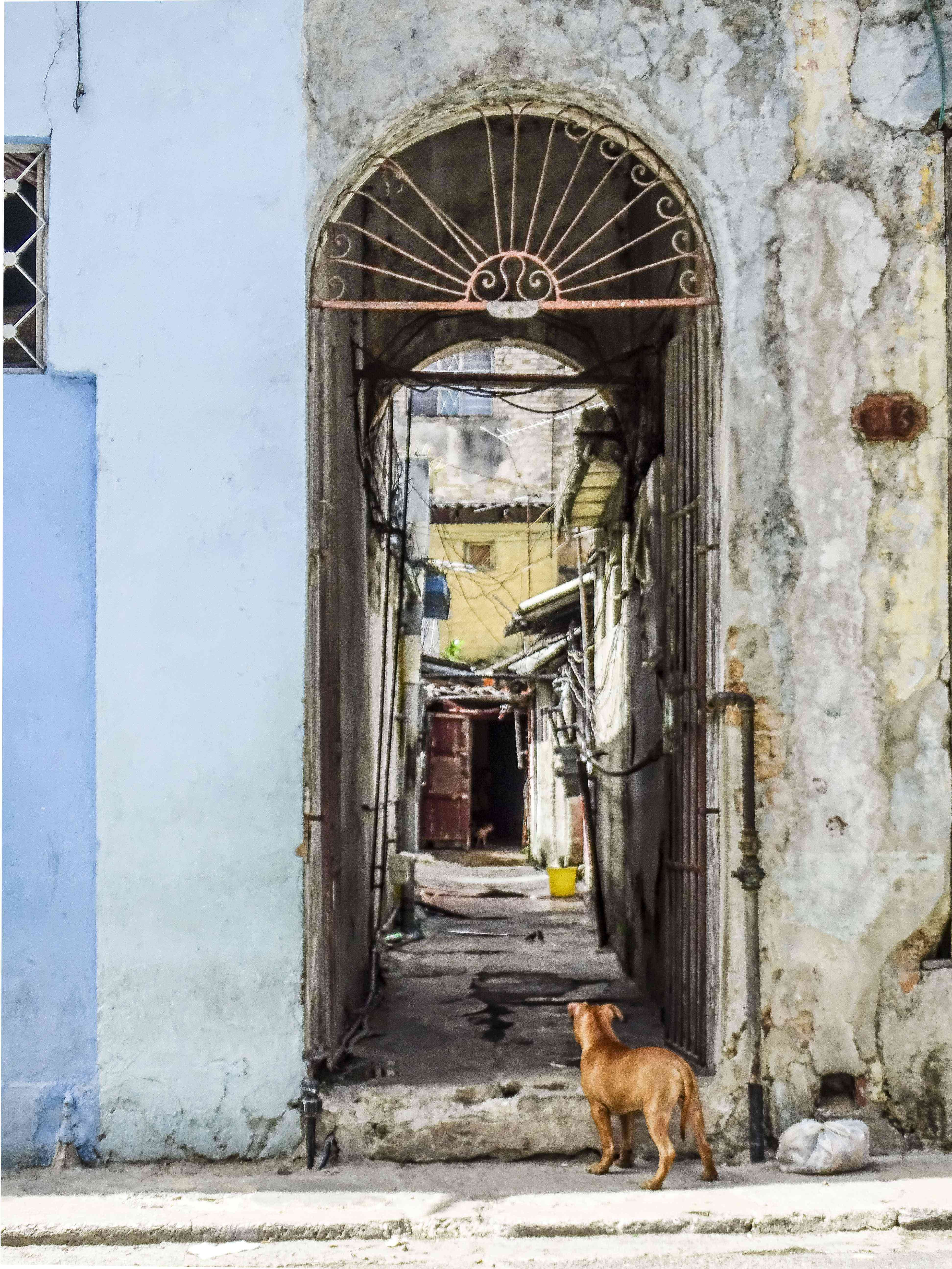 Cuba S Most Decorative Doorways And Colorful Facades