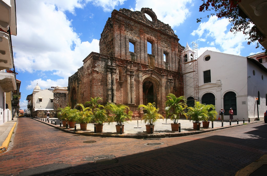 A Tour Of Panama City S Spanish Colonial Architectural