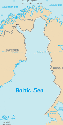 Does finland exist many dont think so baltic sea map according to the conspiracy public domain wikicommons gumiabroncs Choice Image