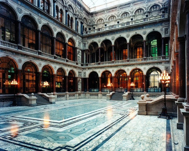 Durbar Court at the Foreign & Commonwealth Office | Courtesy of Open House London