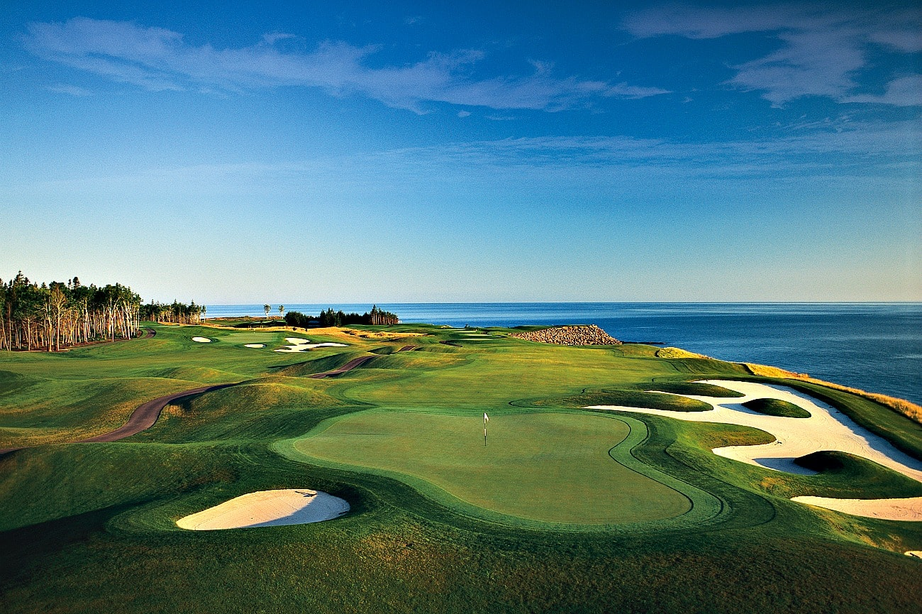 Best places to play golf in Nova Scotia