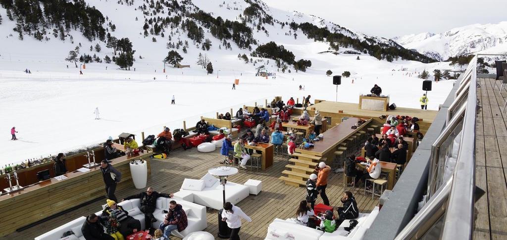 Nordic Lounge Gall de Bosc, Soldeu, Andorra   ©Grandvalira