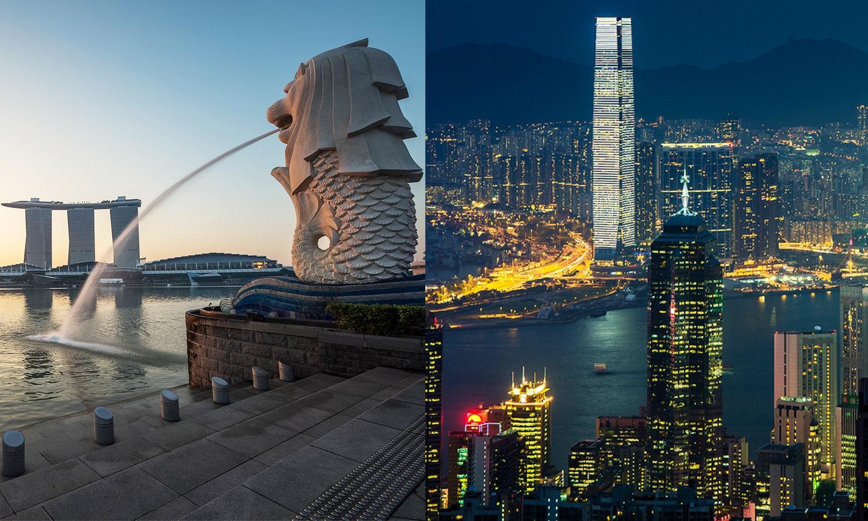 Hong Kong Vs Singapore Which City