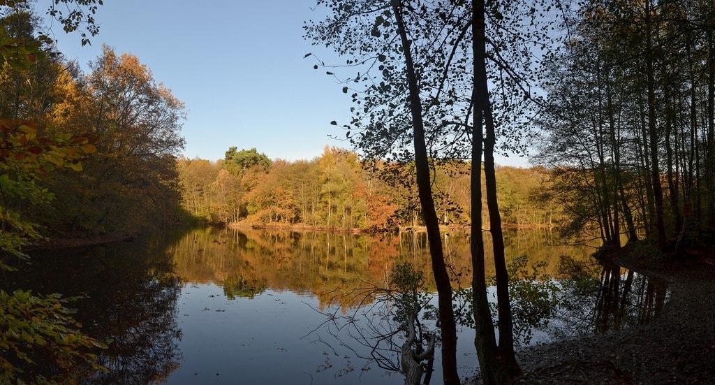 Hubertus Lake   McRonny / Pixabay
