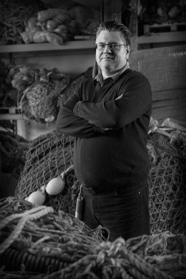 Ólafur, a fishing vessel owner from Reykjavík | Courtesy of Rúnar Þórarinsson