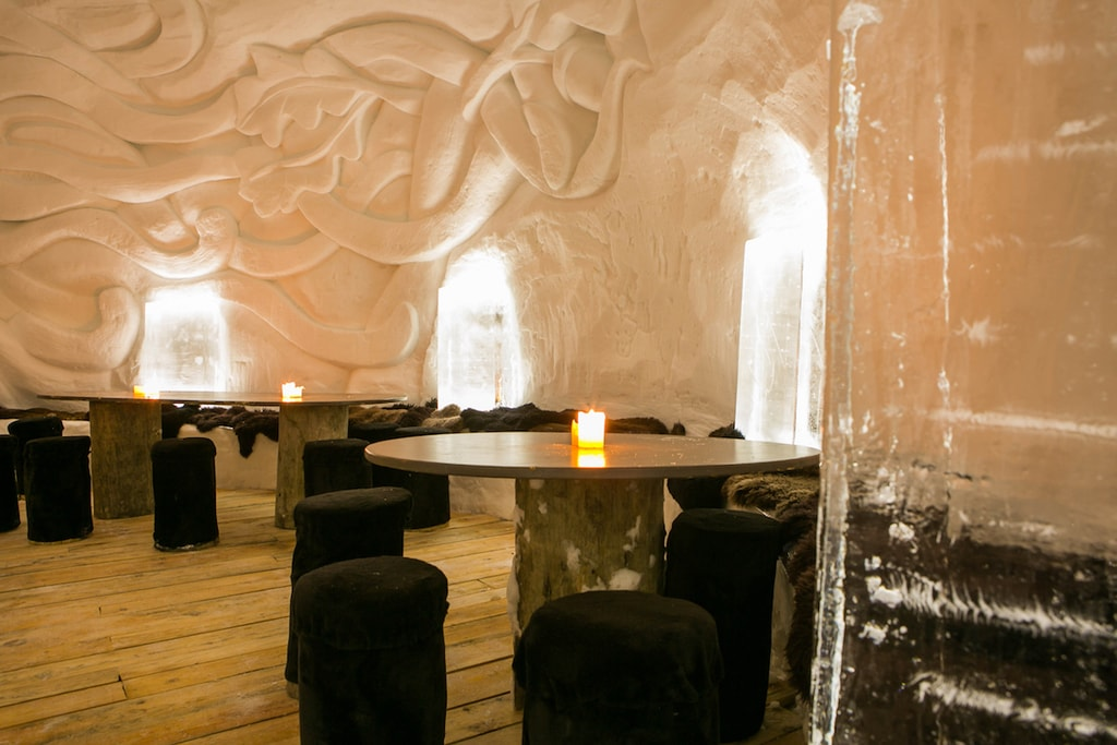 Iglu Hotel bar, Grau Roig, Andorra | Courtesy of Grandvalira