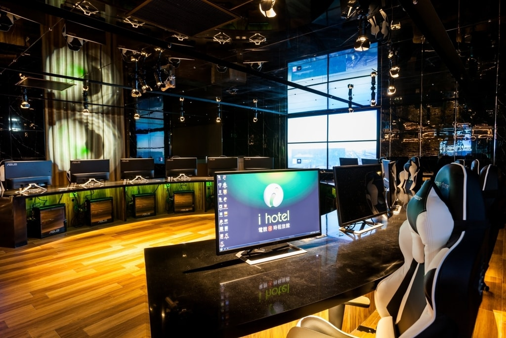 This Hotel In Taiwan Is Perfect For Video Game Fanatics