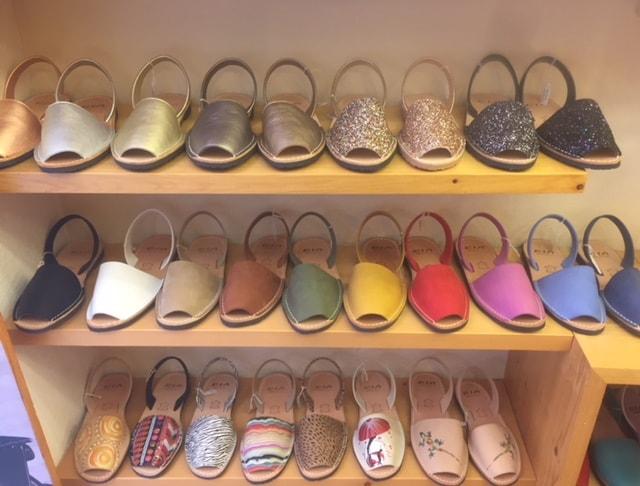 Menorcan Sandals | © Leon Beckenham