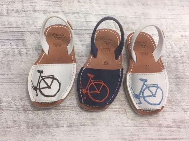 Menorcan Sandals   © Leon Beckenham