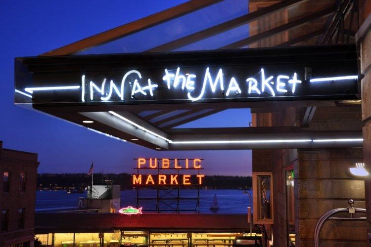 Inn at the Market   Courtesy of Inn at the Market