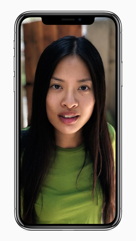 The Portrait Mode on the new iPhone | Courtesy Apple