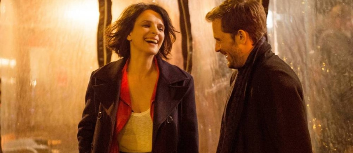Juliette Binoche and Nicolas Duvauchelle in 'Let the Sun Shine In' | © Sundance Selects