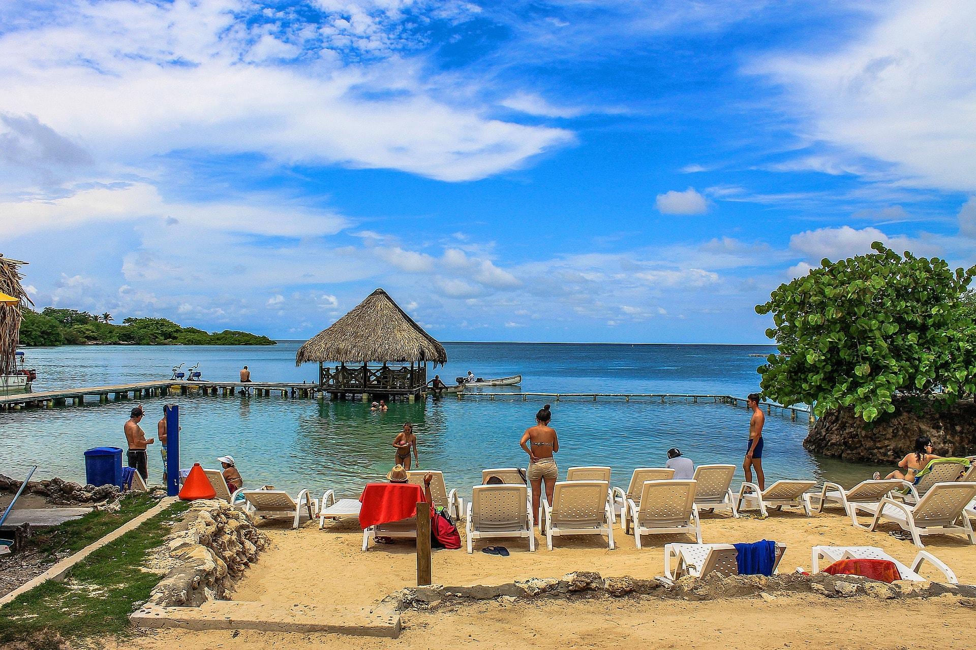 Sun Island, Colombia | © Pixabay