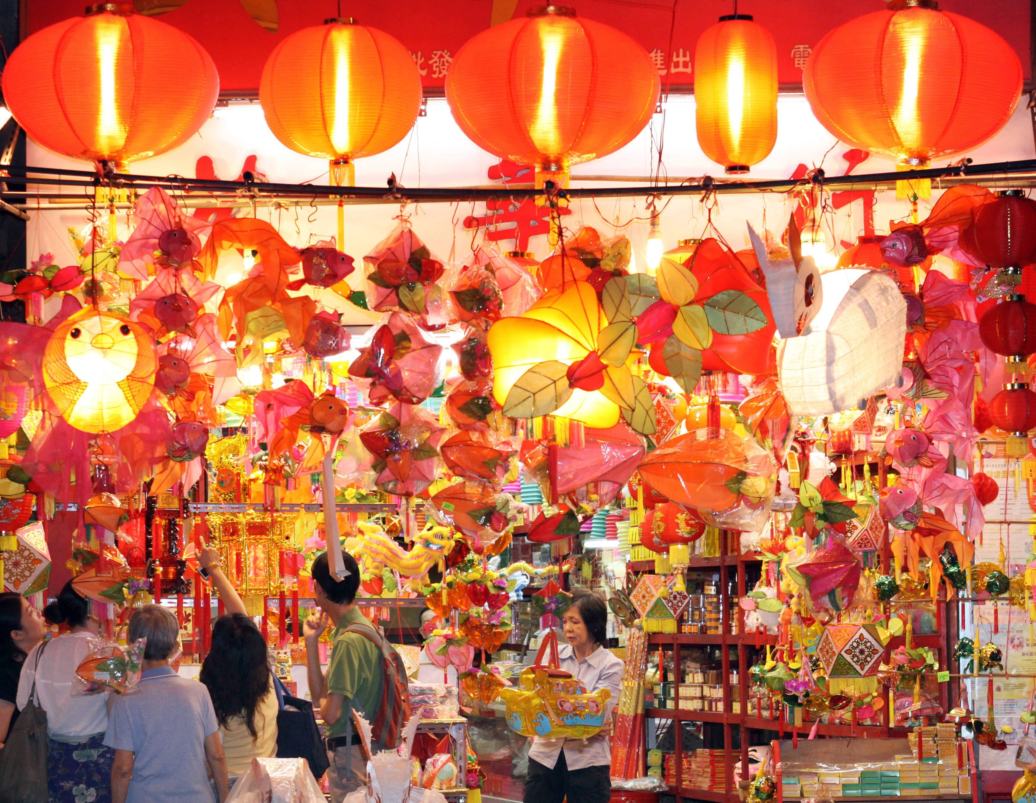 Where to Celebrate Mid-Autumn Festival 2017 in Hong Kong