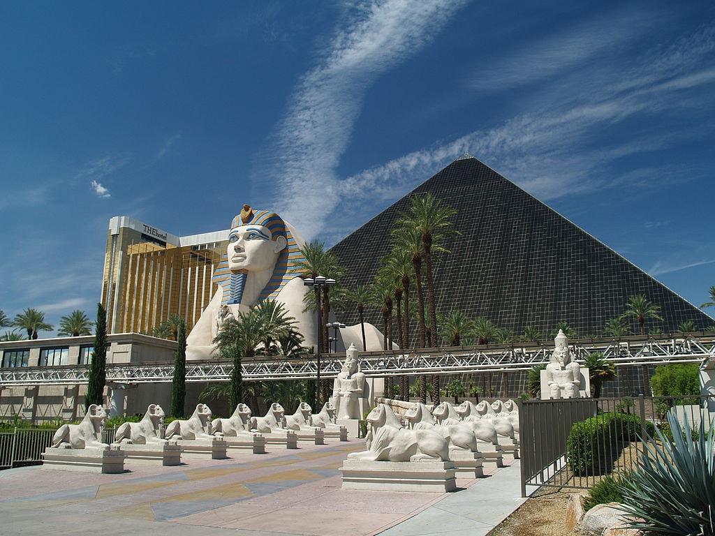 Luxor's Sphinx   © Miguel Hermoso Cuesta/WikiCommons