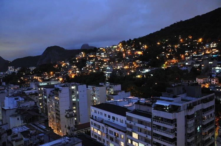 Babilonia favela | ©Jorge Láscar/WikiCommons