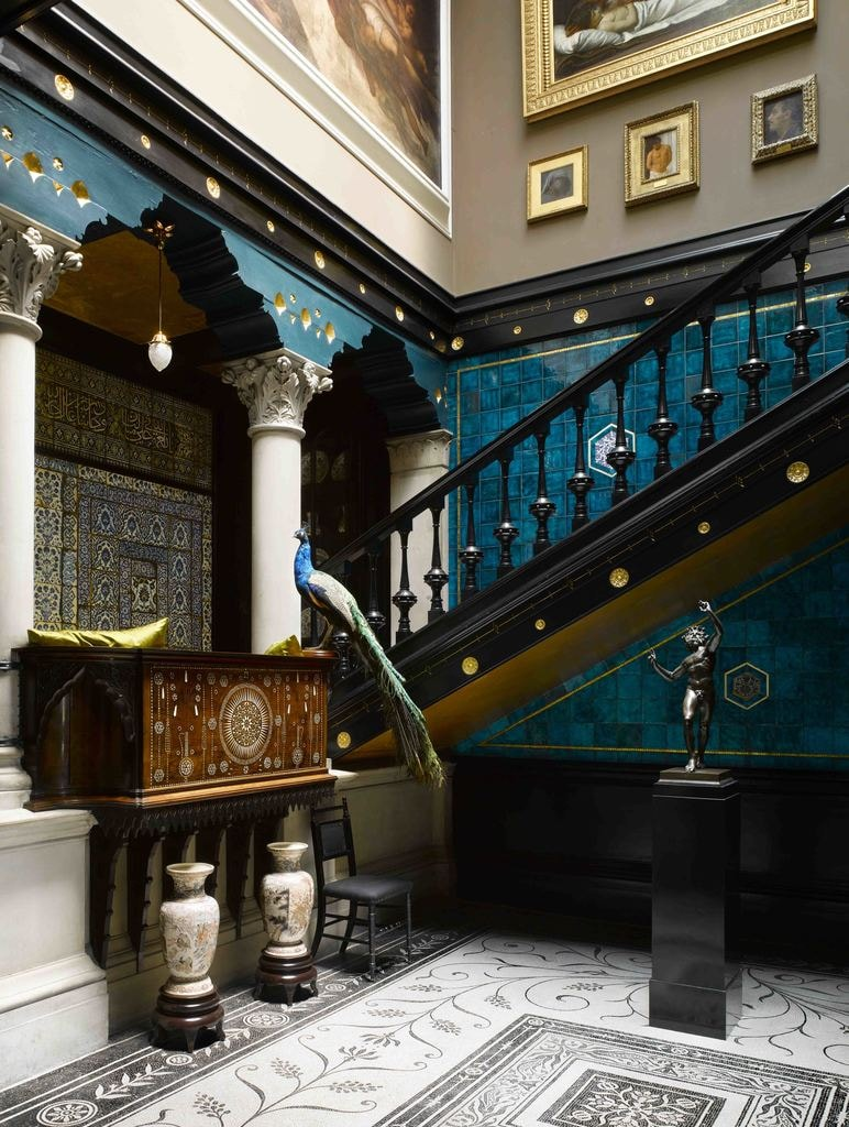 Leighton House Museum staircase | © Will Pryce