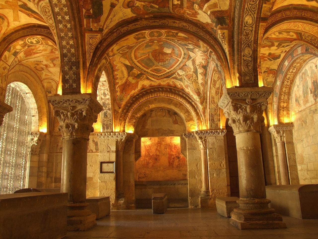 Basílica de San Isidoro de León, Spain | ©Redaccion5 / Pixabay