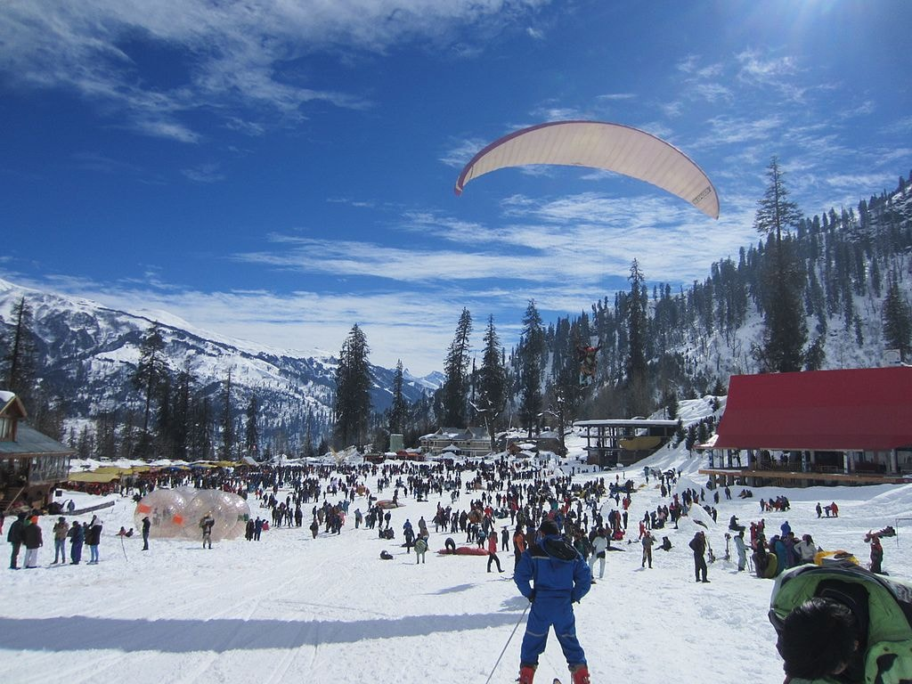 The Best Things To See And Do In Manali Himachal Pradesh