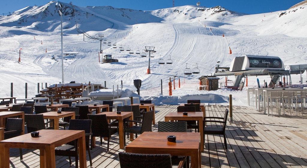 Cala Bassa Restaurant Costa Rodona, Pas de la Casa, Andorra   ©Grandvalira