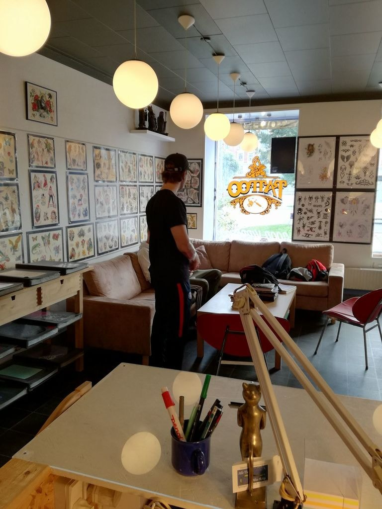 Denmarks Most Notable Tattoo Studios
