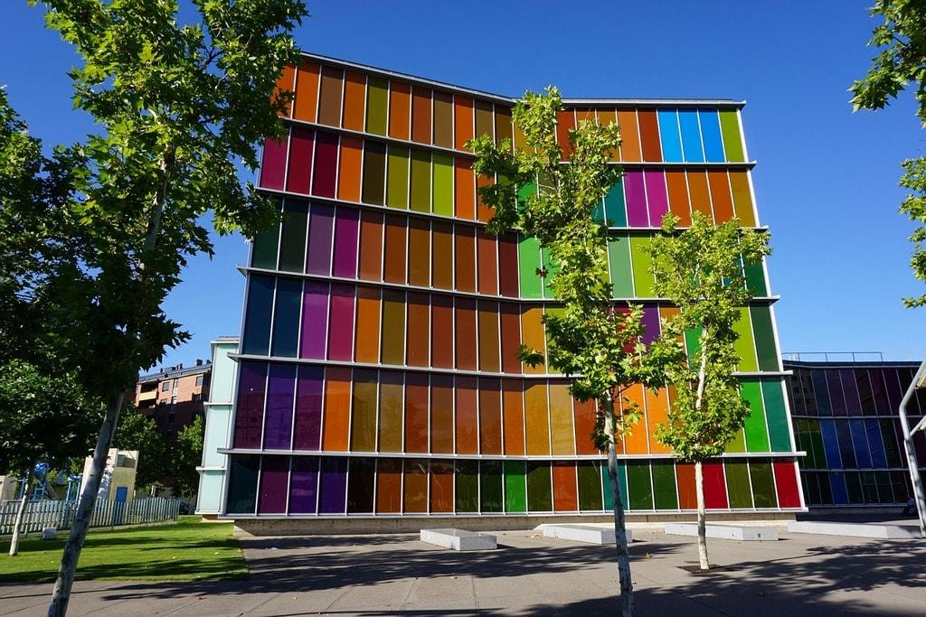MUSAC - Museo de Arte Contemporáneo de Castilla y León, Spain | ©tagago / Pixabay