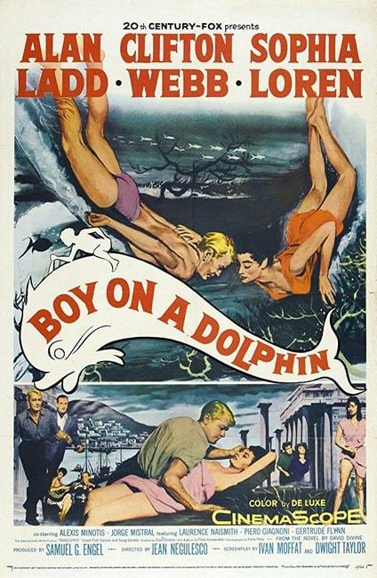 <em>Boy on a Dolphin</em> | Courtesy of Twentieth Century-Fox