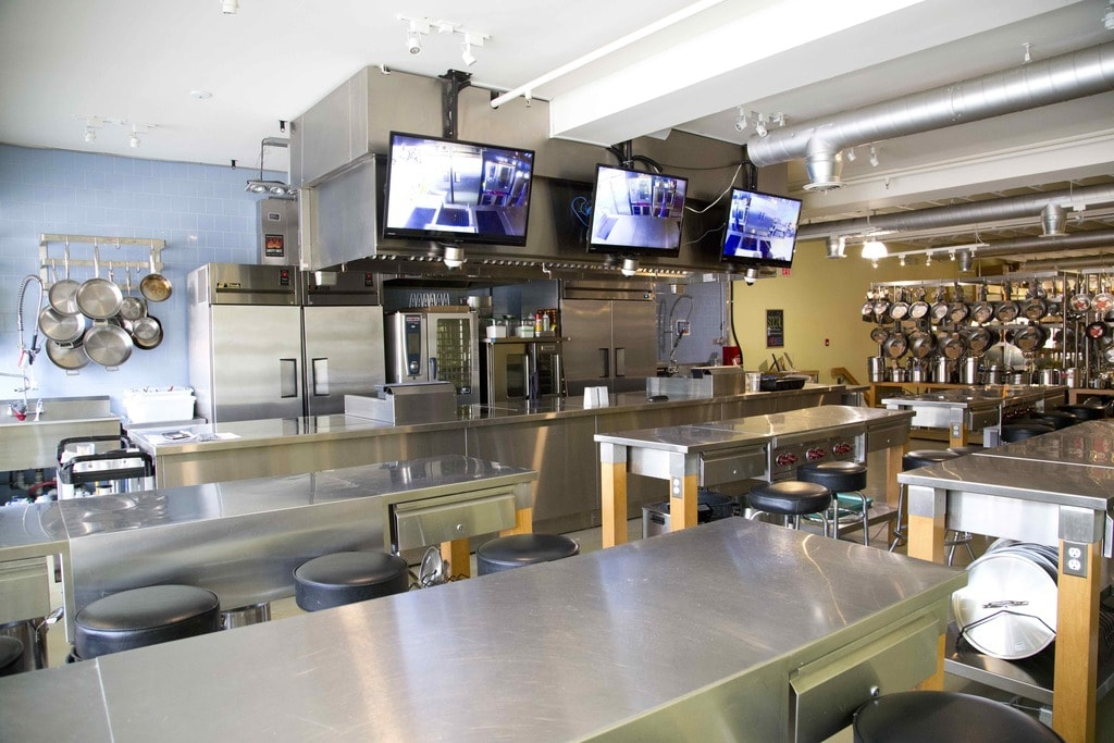 Nella Cucina Culinary Classroom | Courtesy of Nella Cucina