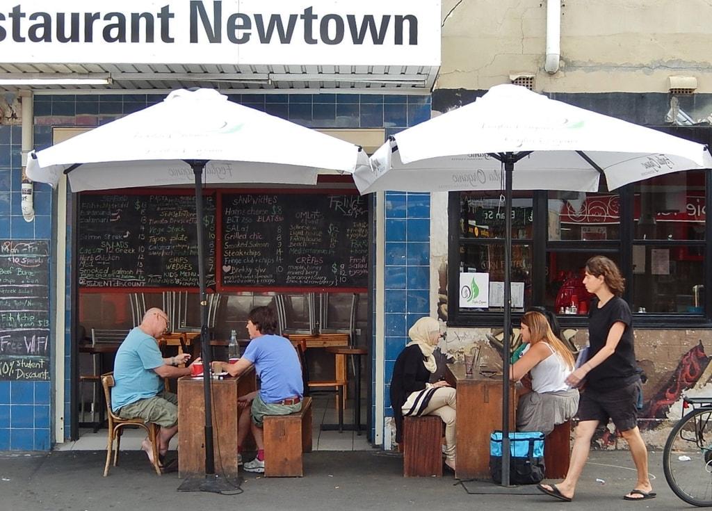Newtown | © Michael Coghlan/Flickr