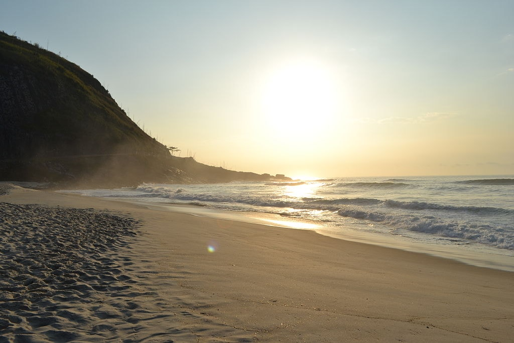 Beaches in Rio's west zone   © Rodrigo Fernandes Brum/WikiCommons