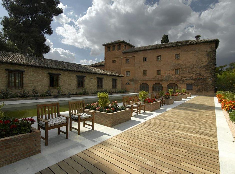 Parador de Granada, Spain | ©Paradores / wikimedia commons