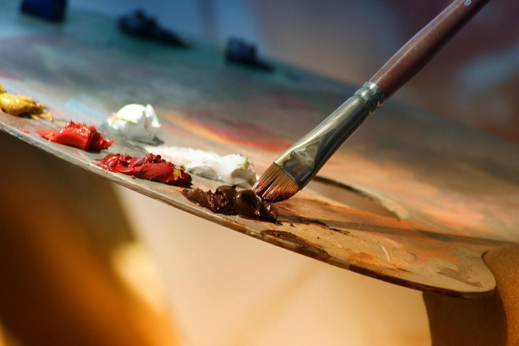 Paint Brushes | © Daian Gan/Flickr