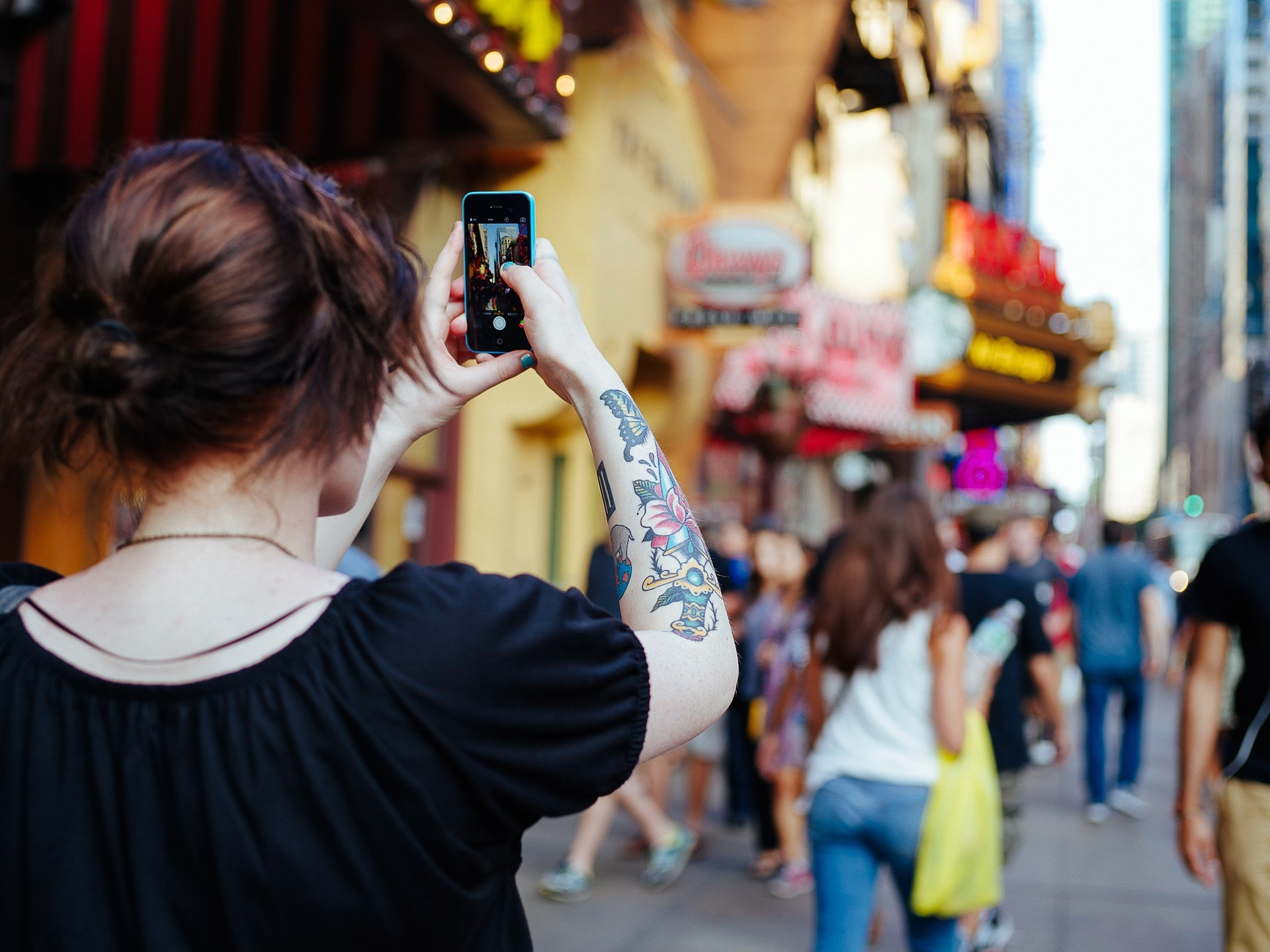 Social media and travel | © Pixabay