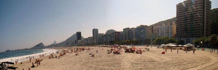 Copacabana   © Rodrigo Soldon/WikiCommons
