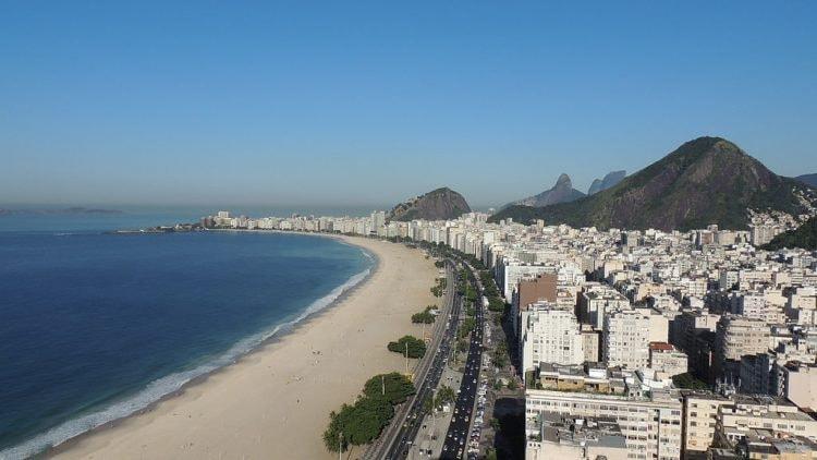 Copacabana beach | © RICARDO HALECK/WikiCommons