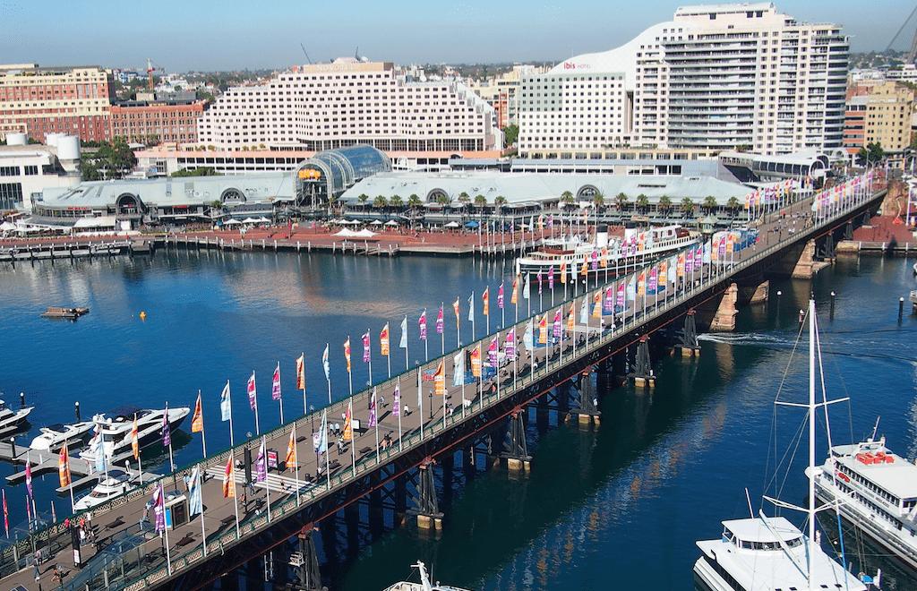 Pyrmont Bridge | © Nick D/Wikimedia Commons