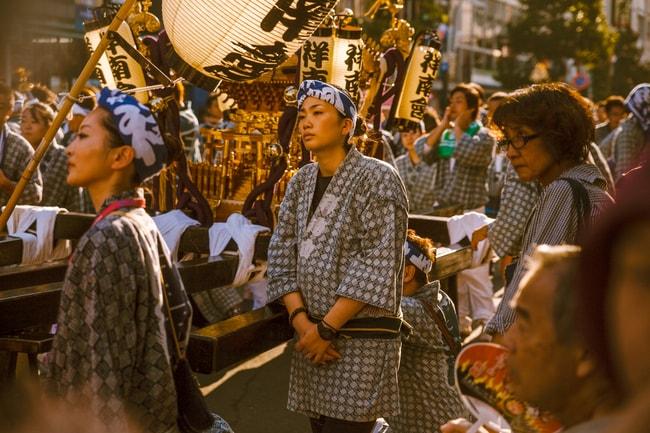 How To Celebrate The Kichijoji Autumn Festival In Tokyo