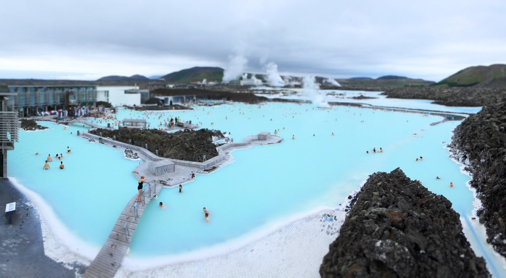 Reykjavik's Blue Lagoon | © clry / Flickr