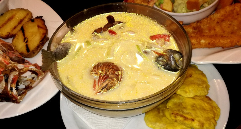 10 traditional dishes you must try in nicaragua rondn is a rich fish or seafood stew from nicaraguas atlantic coast russell maddicks flickr forumfinder Choice Image