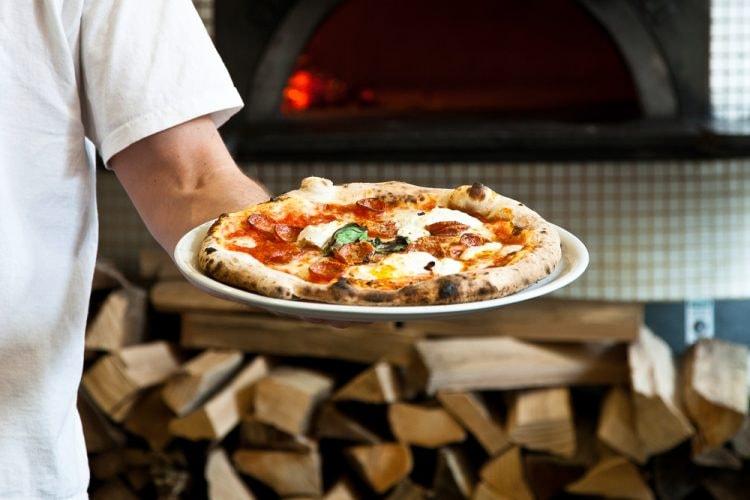 Courtesy of Riva Pizza Favorita