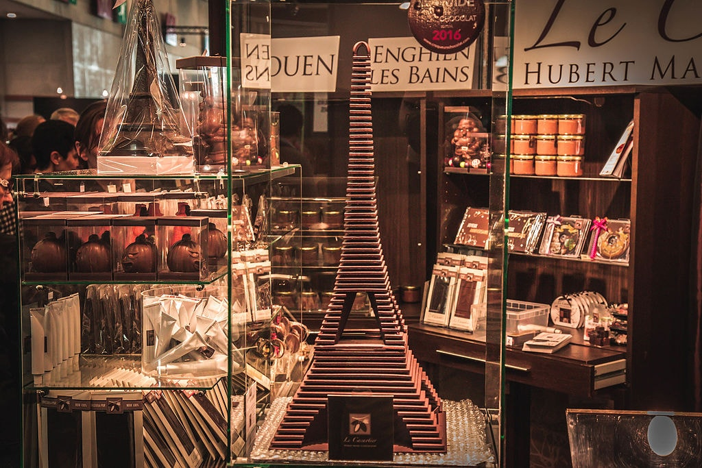 Salon du Chocolat | © Wikimedia Commons