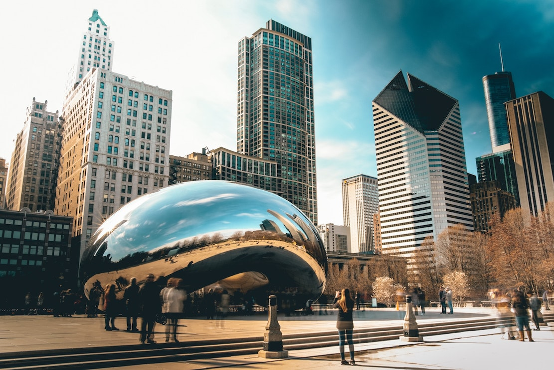 Chicago is America's most gender equal city | © Sawyer Bengtson/Unsplash