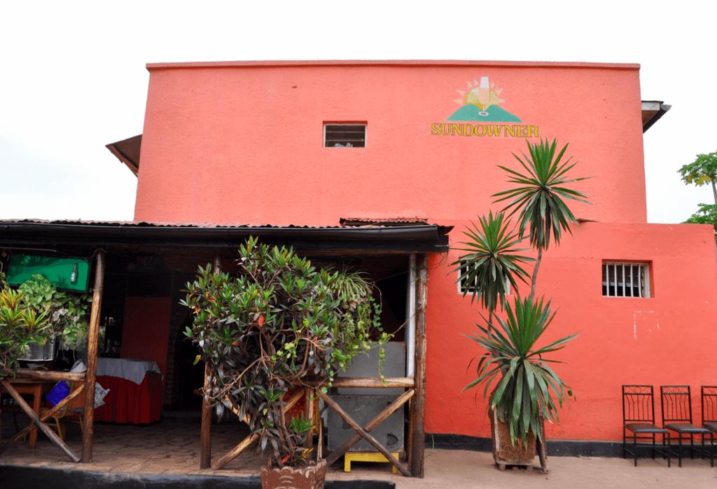 Sundowner in Kigali