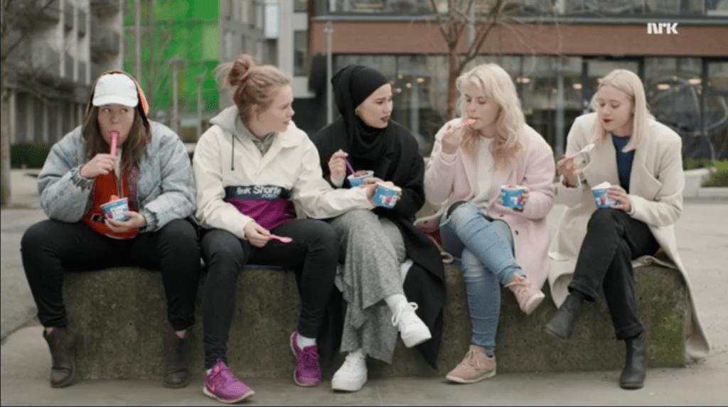 SKAM Season 4, Courtesy of NRK