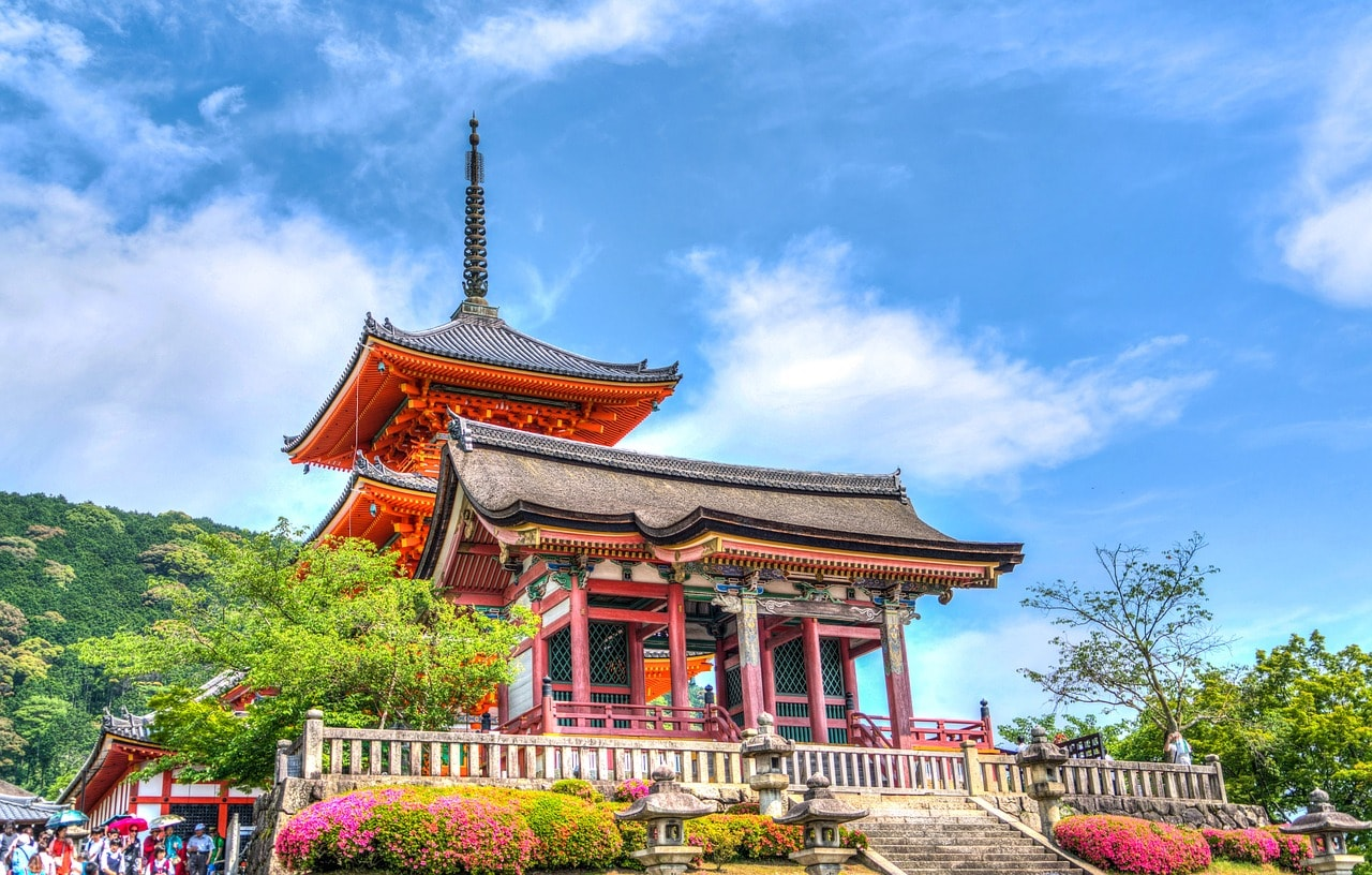 Kyoto CC0 Pixabay